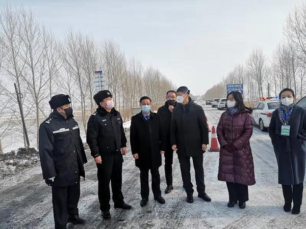 哈尔滨市工商联动员所属商会及会员企业捐赠物资驰援巴彦