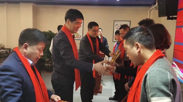 曹弘峰书记出席闽南商会二届三次理事会