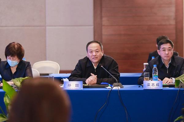 汇融南北商贾 携手共谱辉煌――哈尔滨市政府与苏州企业家座谈会在苏州举行